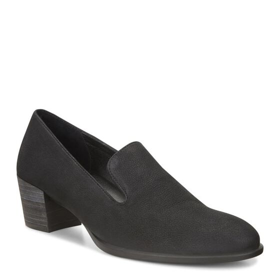 ECCO Womens Shape 35 Slip On (BLACK)