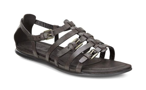 ECCO Touch Strap Sandal (COFFEE)