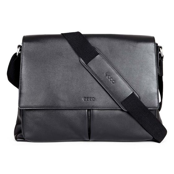 ECCO Hickson Small Messenger (BLACK)