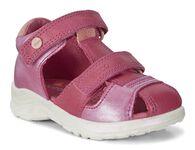 ECCO Peekaboo Sandal (BEETROOT/BEETROOT)