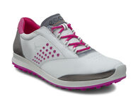 ECCO Womens Golf Biom Hybrid 2ECCO Womens Golf Biom Hybrid 2 in WHITE/CANDY (57676)
