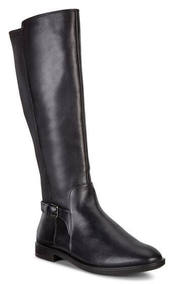 ECCO Shape M 15 Tall Boot (BLACK/BLACK)