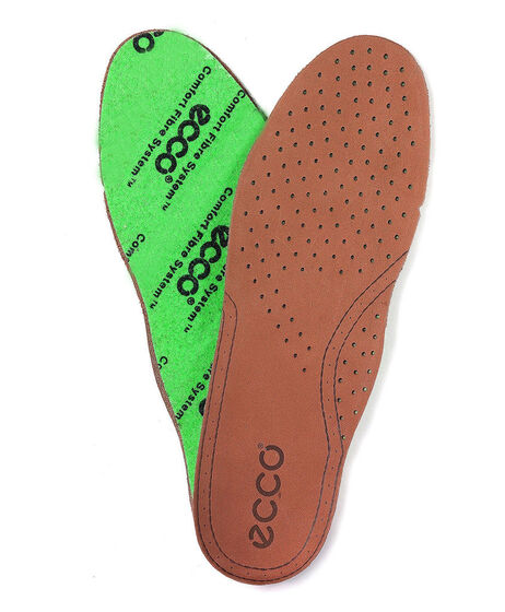 ECCO Men's Leather InsoleECCO Men's Leather Insole in LION (00121)