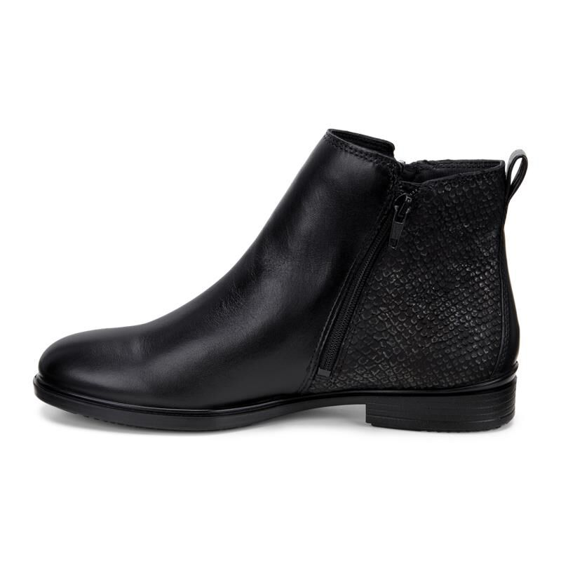 ... ECCO Touch 15 B BootieECCO Touch 15 B Bootie BLACK/BLACK (53994) ...
