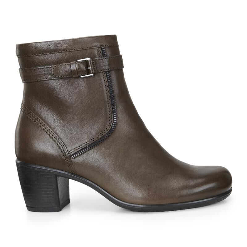 ... ECCO Touch 55 B Dress BootECCO Touch 55 B Dress Boot TARMAC (02543) ...