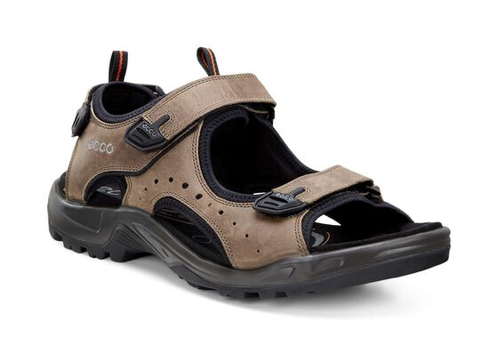 ECCO Mens Offroad Sandal (NAVAJO BROWN)