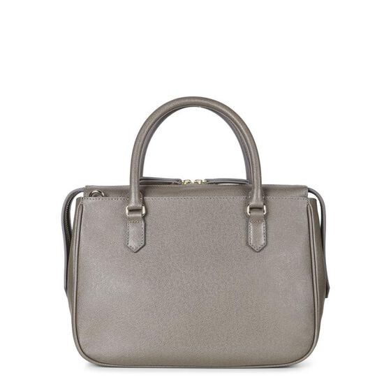ECCO Iola Handbag (DARK CLAY)