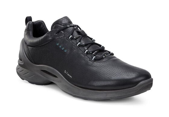 ECCO Mens Biom Fjuel Train (BLACK)