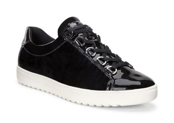 ECCO Womens Fara Lace (BLACK)