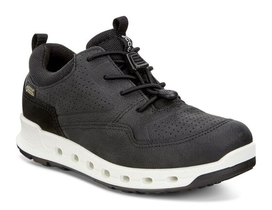 ECCO Kids Cool Sneaker (BLACK/BLACK)