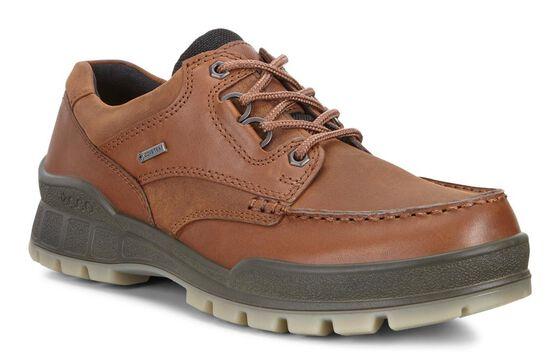 ECCO Mens Track 25 Shoe (BISON/BISON)