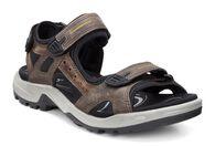 ECCO Mens Offroad Sandal (ESPRESSO/COCOA BROWN/BLACK)
