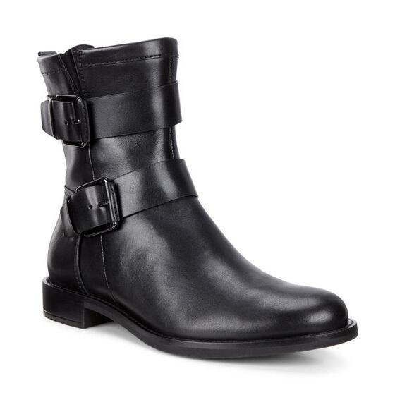 ECCO Womens Shape 25 Boot (BLACK)
