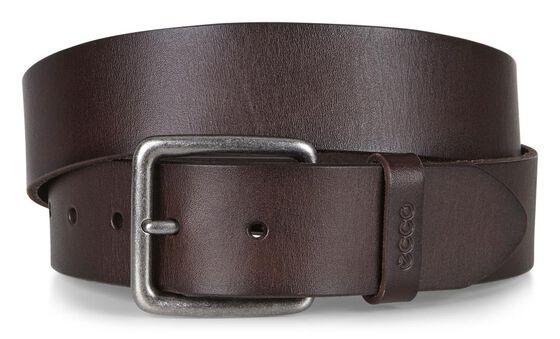 ECCO Garvin Jeans Belt (COFFEE)
