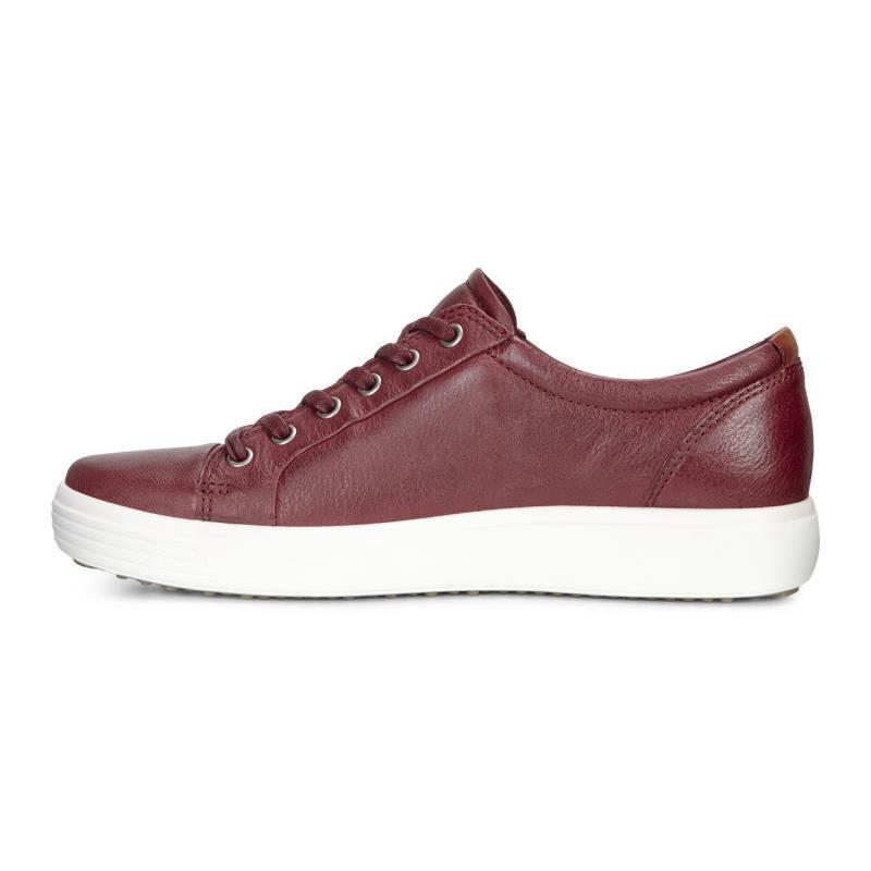 ... ECCO Mens Soft 7 SneakerECCO Mens Soft 7 Sneaker PORT (02028) ...