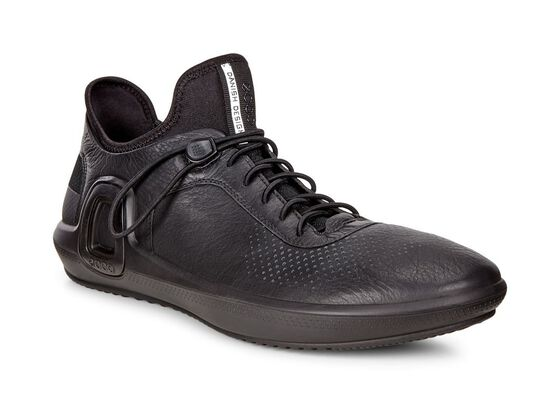 ECCO Mens Intrinsic 3 LeatherECCO Mens Intrinsic 3 Leather in BLACK (01001)