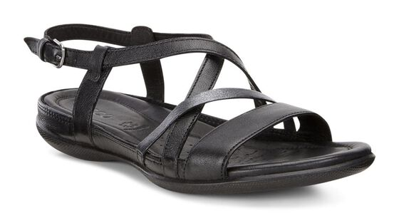 ECCO Flash Sandal (BLACK/BLACK)