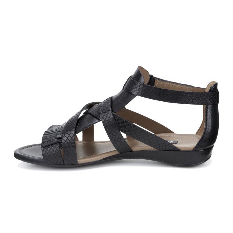 ... ECCO Bouillon Sandal II StrapECCO Bouillon Sandal II Strap BLACK/BLACK  (51707) ...