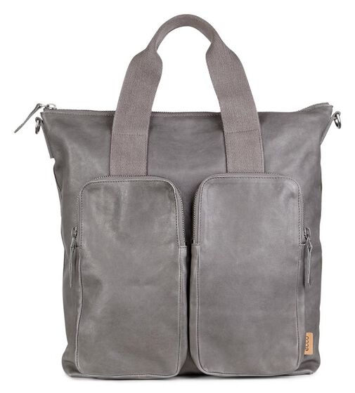 ECCO Casper Tote (DARK SHADOW)