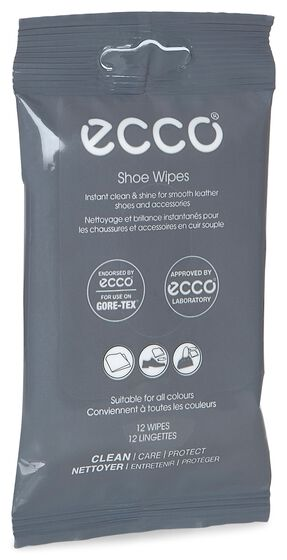 ECCO Shoe WipesECCO Shoe Wipes TRANSPARENT (00100)