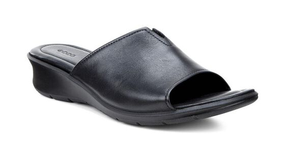 ECCO Felicia Slide (BLACK)