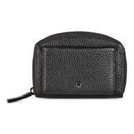 ECCO SP 2 Medium Bow Wallet (BLACK)