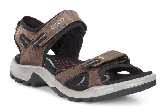 ECCO Mens Offroad II Sandals (ESPRESSO)