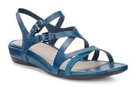 ECCO Womens Touch 25 S Strap SandalECCO Womens Touch 25 S Strap Sandal in POSEIDON/POSEIDON (59632)