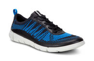 ECCO Mens Intrinsic I Knit (BLACK/DYNASTY)