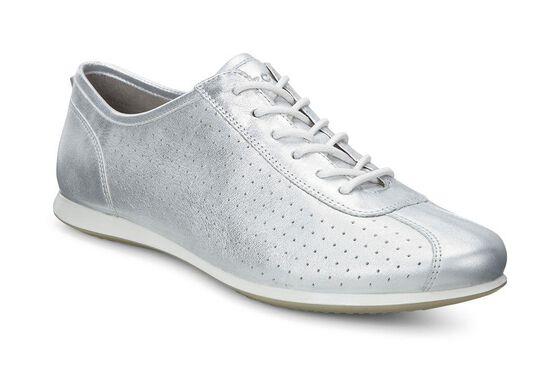 ECCO Touch Sneaker (SILVER METALLIC)