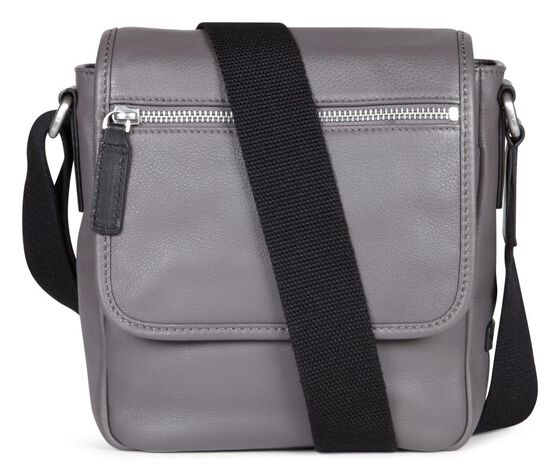 ECCO Gordon Small Crossbody (SLATE)