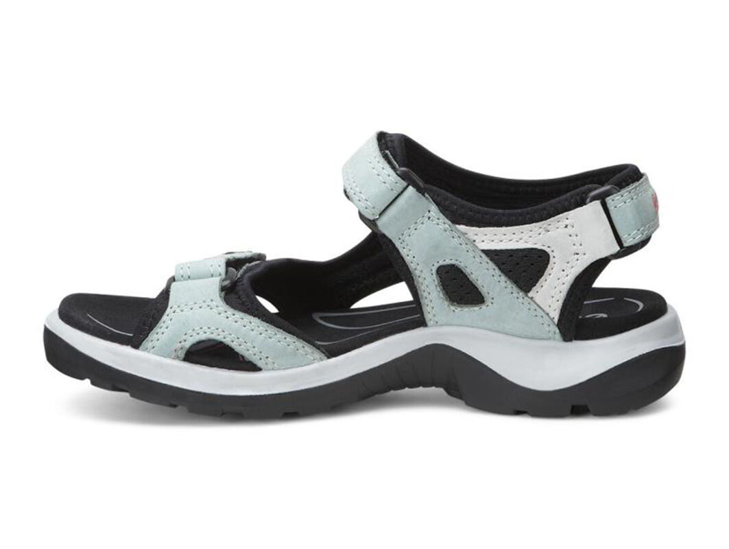 ... ECCO Womens Offroad SandalECCO Womens Offroad Sandal ICE FLOWER/SHADOW  WHITE (59952) ...