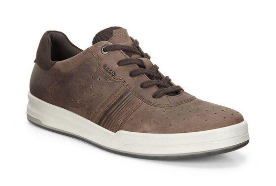 ECCO Mens Jack Sneaker (COCOA BROWN)