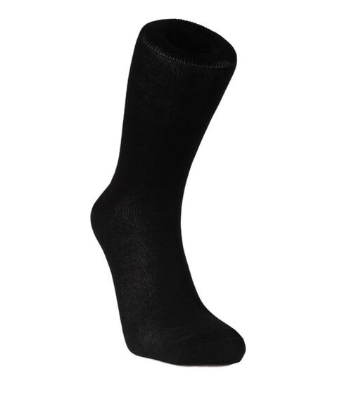ECCO Business Sock Cotton (BLACK)
