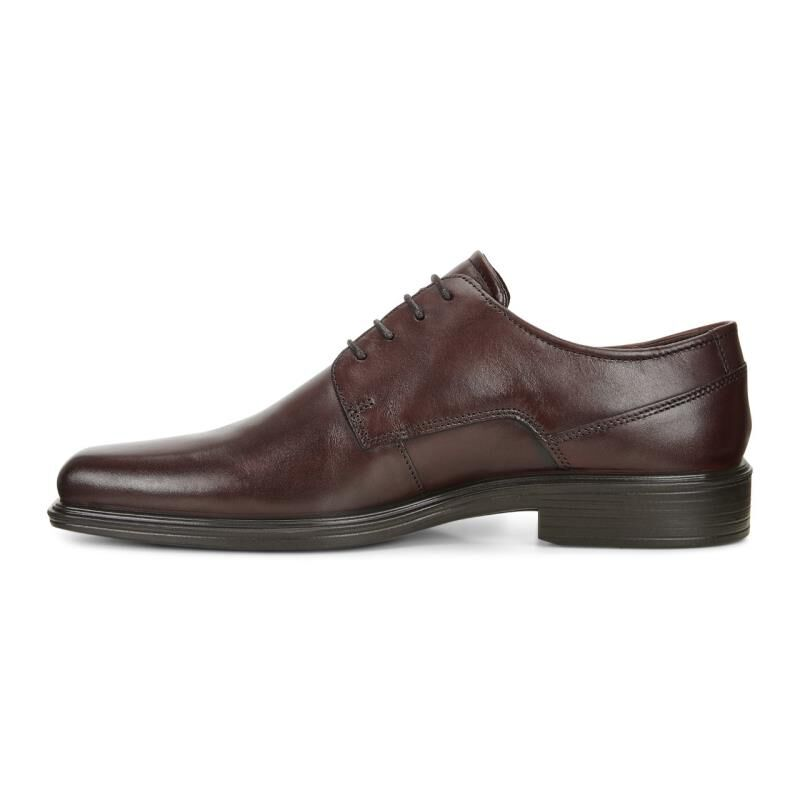 ... ECCO Mens Johannesburg LaceECCO Mens Johannesburg Lace RUST (01060) ...
