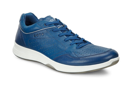 ECCO Mens Exceed L Sneakers (POSEIDON)