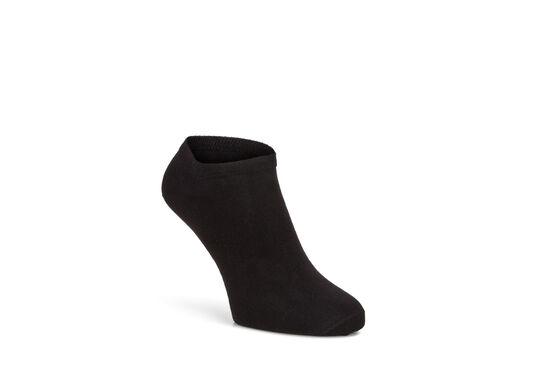 ECCO Bamboo No-Show Socks (BLACK)