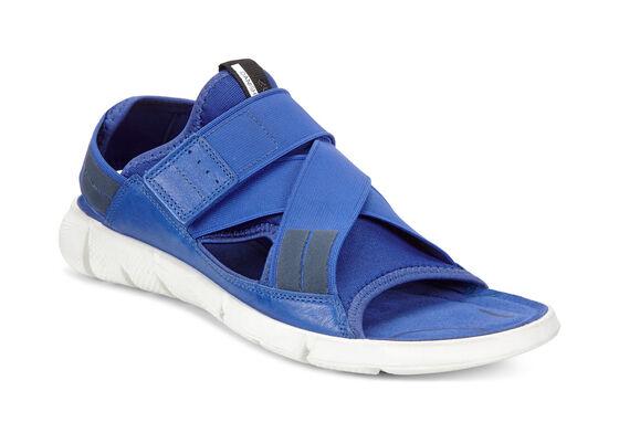 ECCO Womens Intrinsic Sandal (MAZARINE BLUE/MAZARINE BLUE)
