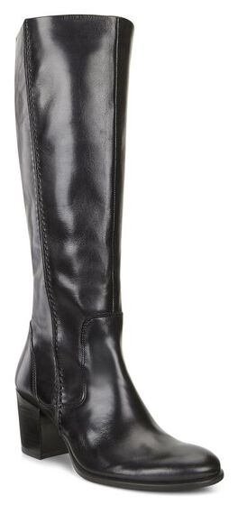 ECCO Womens Shape 55 Tall BootECCO Womens Shape 55 Tall Boot in BLACK (11001)