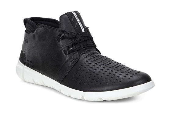 ECCO Mens Intrinsic 1 Chukka (BLACK)
