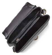 ECCO Isan Small CrossbodyECCO Isan Small Crossbody in BLACK (90000)