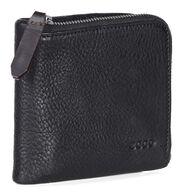 ECCO Ioma Casual Double Wallet (BLACK)