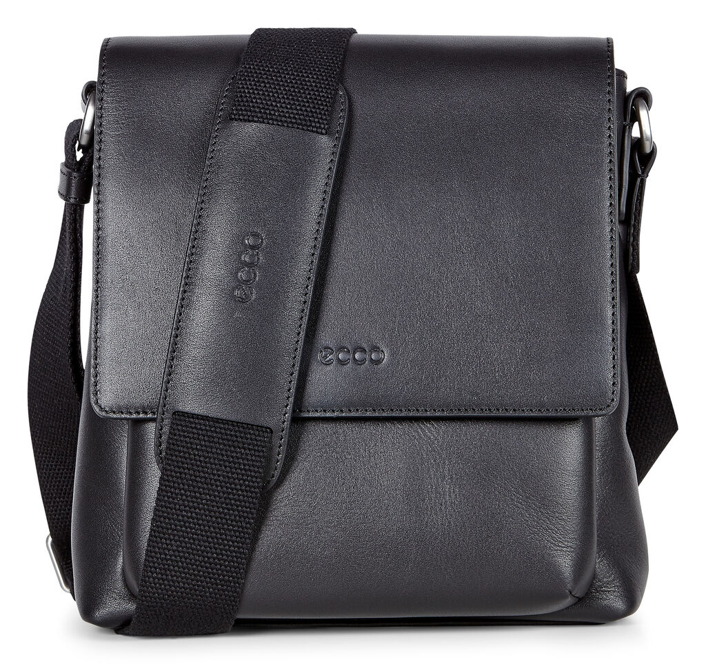 ECCO Hickson Crossbody (BLACK)