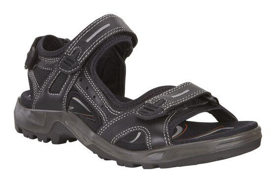ECCO Mens Offroad Sandal (BLACK)